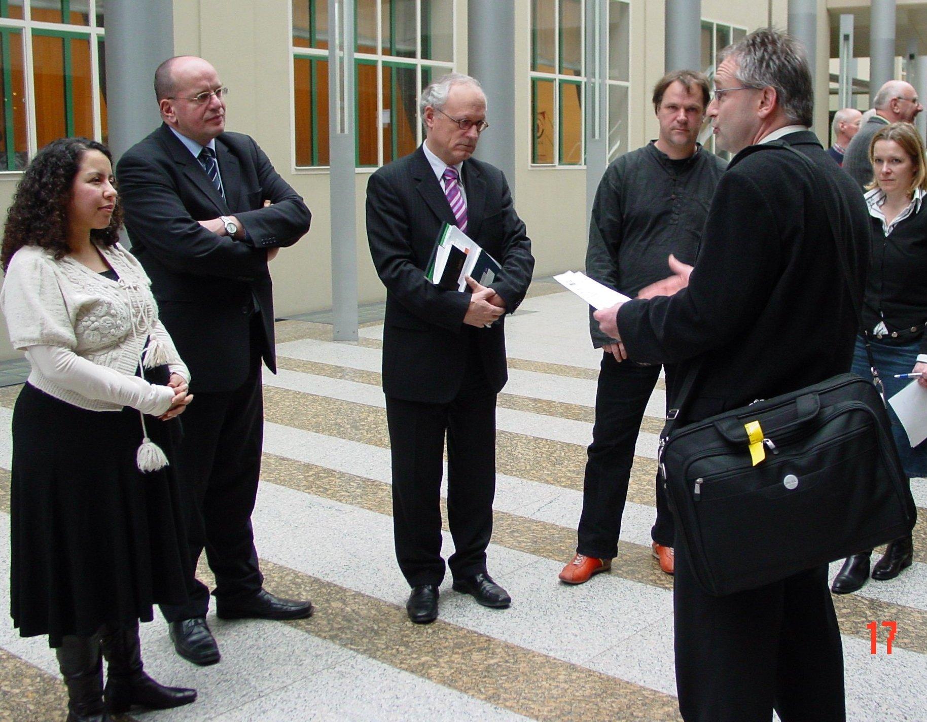 vaste commissie justitie